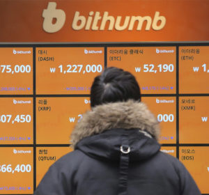 Bithumb, South Korea's biggest cryptocurrency exchange, saw 171x rise in profits, $6 billion in user funds