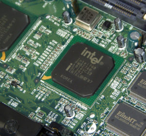 Intel Bitcoin mining hardware accelerator