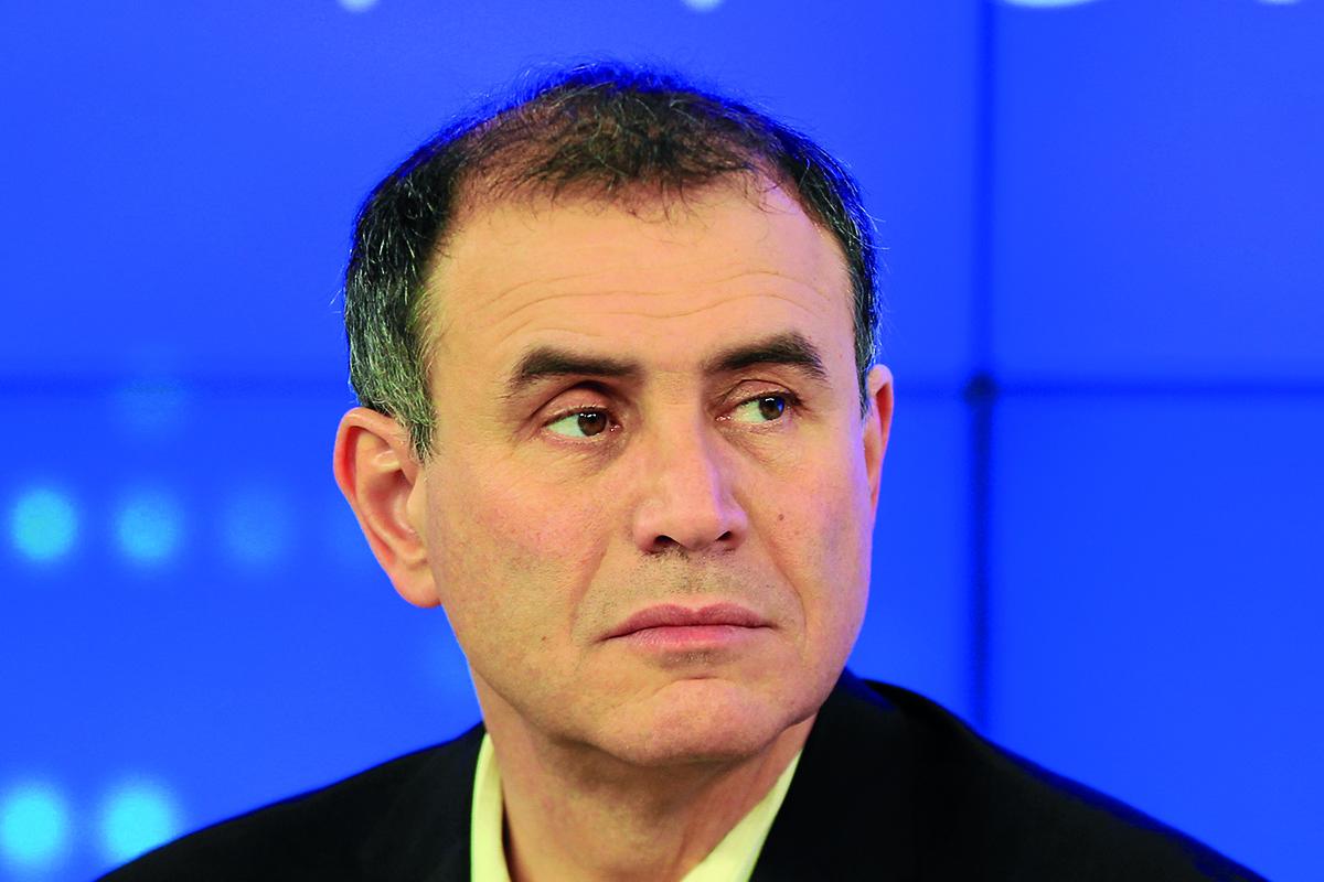 Dr Nouriel Roubini