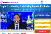 is bitcoin evolution legit